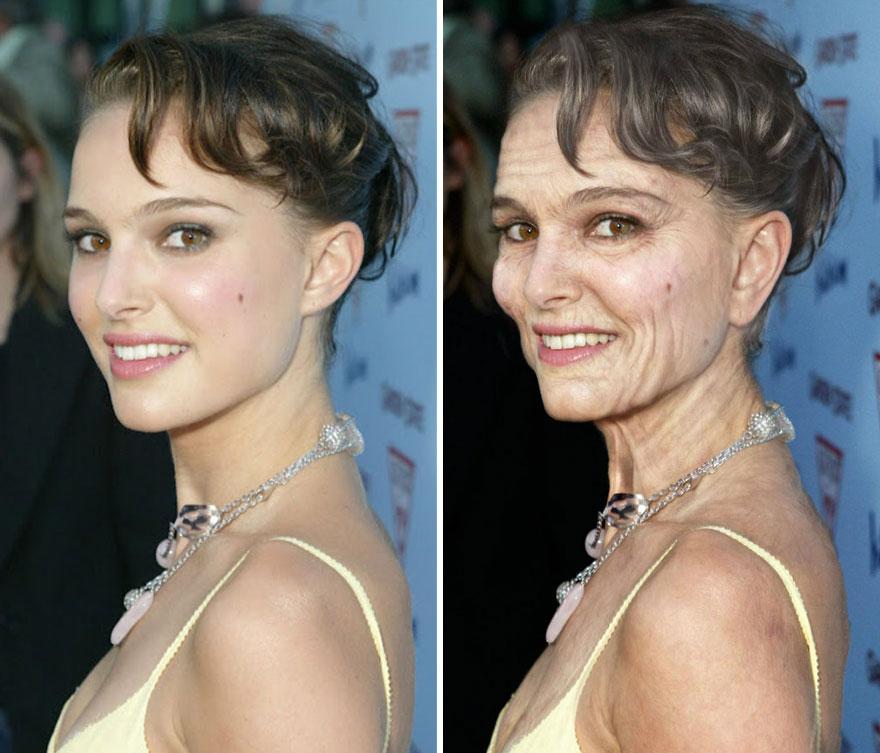 Natalie Portman By John Mcconneell