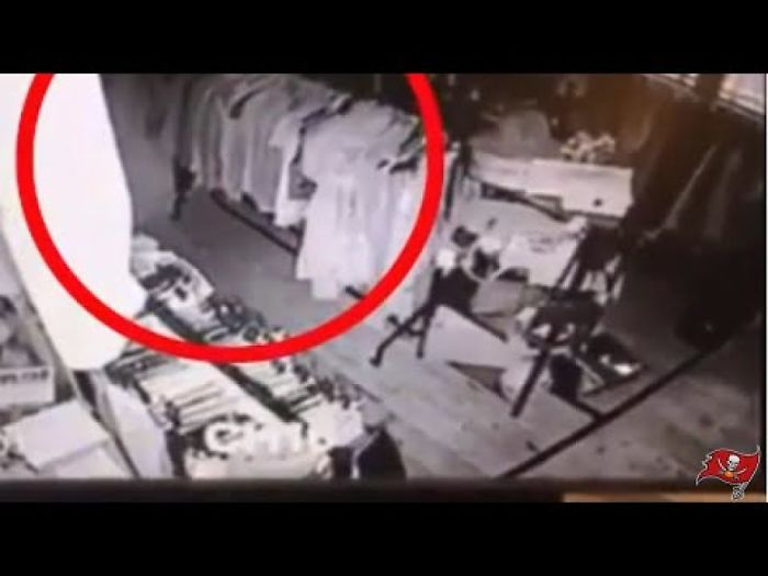 Ghost Of Former Shopkeeper' Spotted Roaming Around Building Where She Used To Work!!