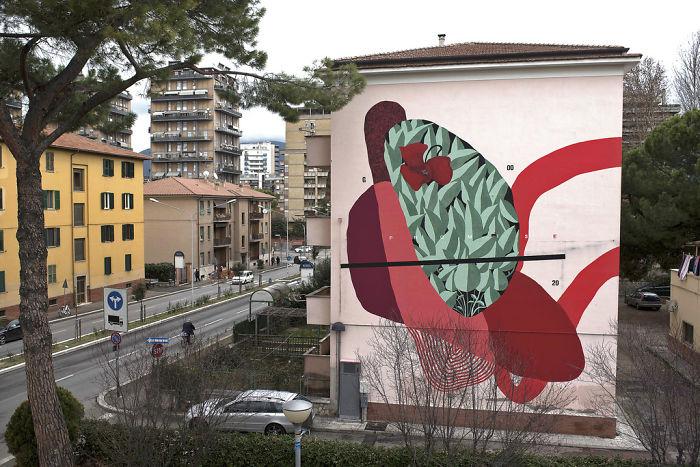 Impronte 2016, Street Art And Salvatore Ferragamo Roots
