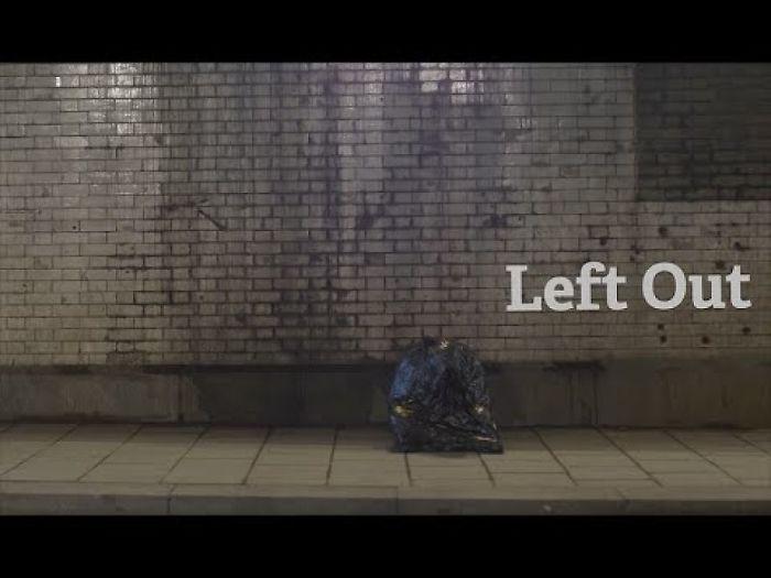 Left Out – Unbelievable Public Reactions To A Provocative Sculpture