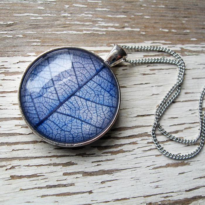 Handmade Botanical Jewelry By Adrienne Deloe