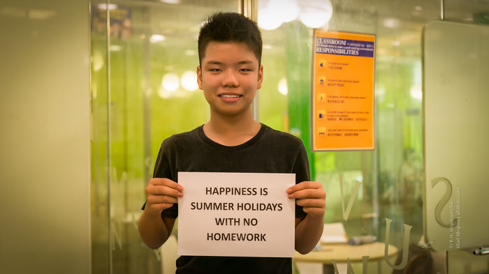 What Is Happiness To You? These Youngsters In China Have Their Answer.