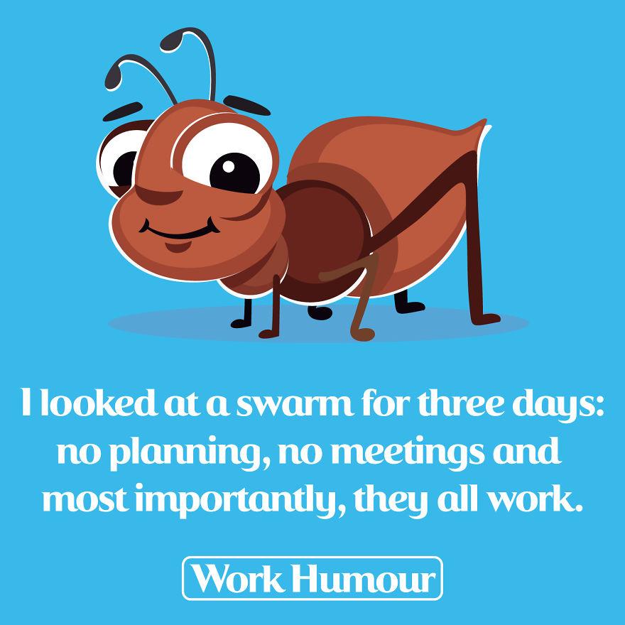 Work Humour
