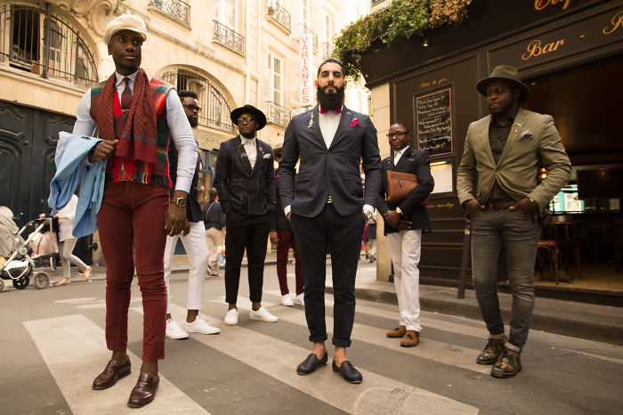 I Interviewed A Group Of Dandies Who Are Redefining Fashion
