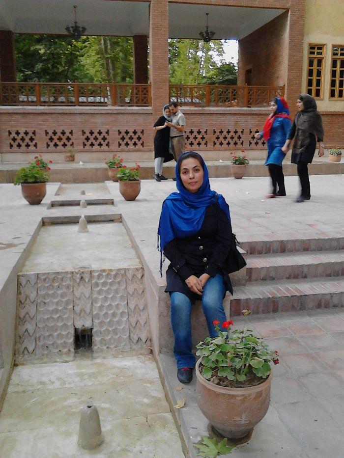 An Iranian Girl