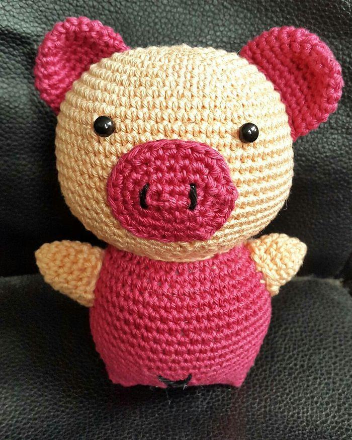 I Crochet Stuffed Animals