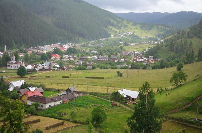 Iacobeni, Suceava, Romania