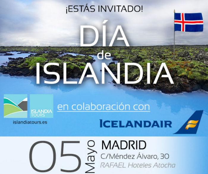 Island Tours E Icelandair Nos Invitan Al Día De Islandia