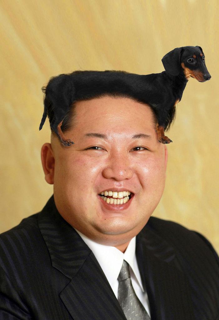 Kim Jong-dachs-un (dinner On My Mind)