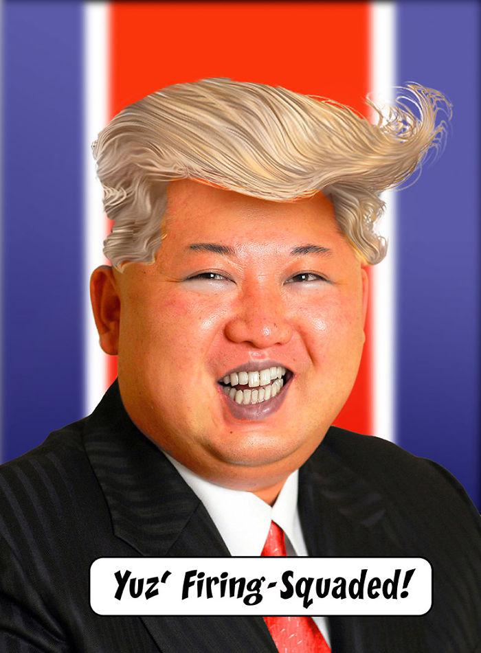Kim Jong Trump