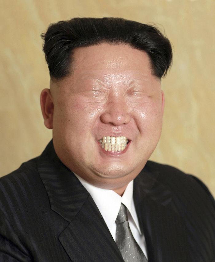 Kim Jong Wild