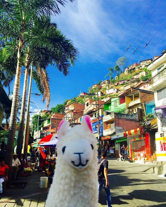 Morning Medellin!