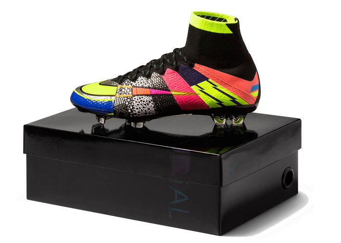 I´ve Found These Unique Soccer Shoes For You! …available From Tomorrow, But In Limited Editi
