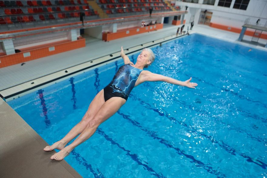 6 Ladies Over 50 Who Achieved Unbelievable Sport Results