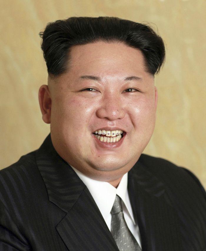 Yearbook Photo Kim Jong