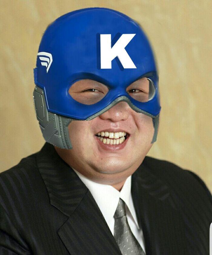 Captain Korea
