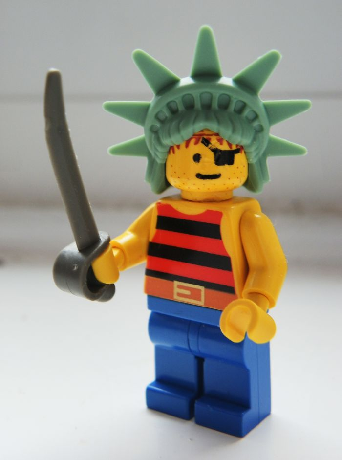 That Time I Decided To Do A Photo Shoot With My Lego Figures. With A Twist.