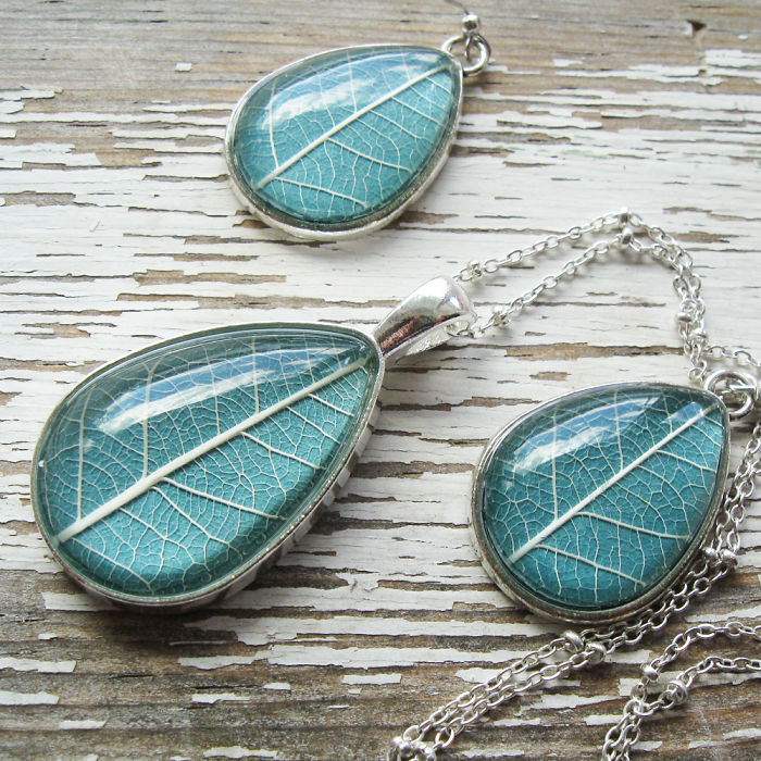 Handmade Botanical Jewelry By Adrienne Deloe