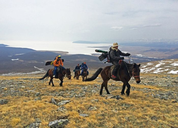 Our Breathtaking Snowboarding Adventure In Mongolia