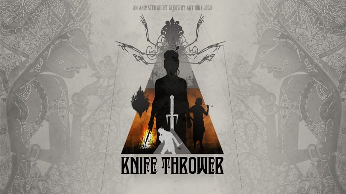 The Knife Thrower A Short Animated Series.