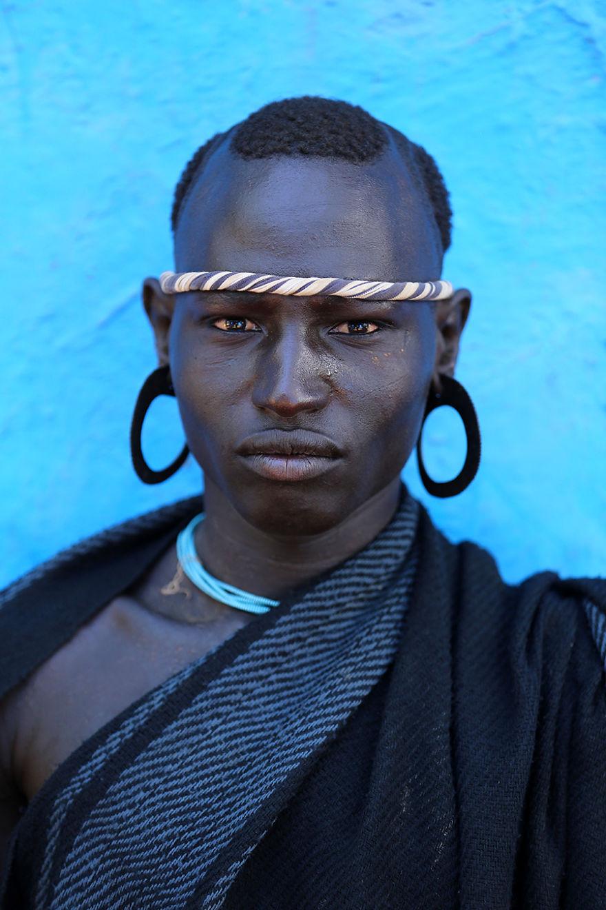 Bodi Tribe Man