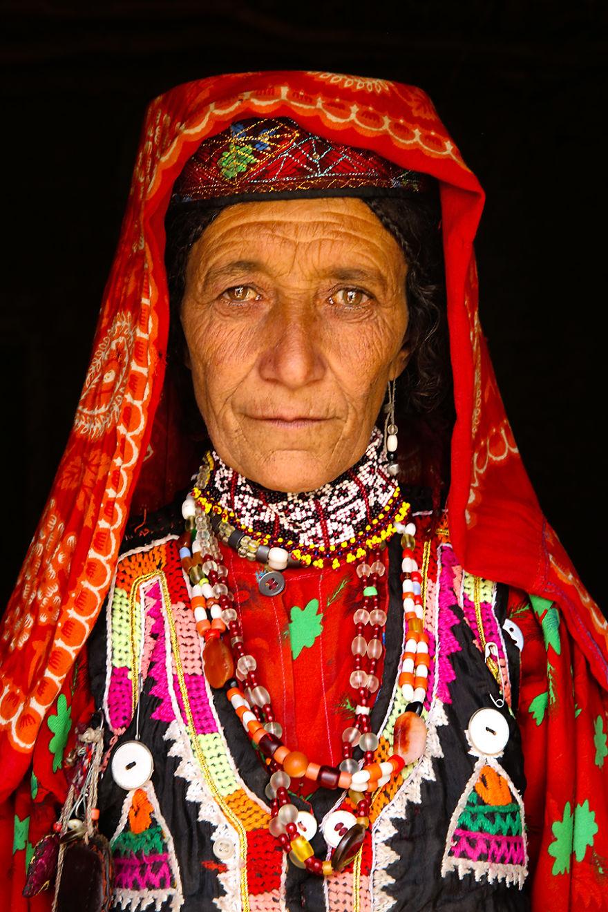 Wakhi Woman