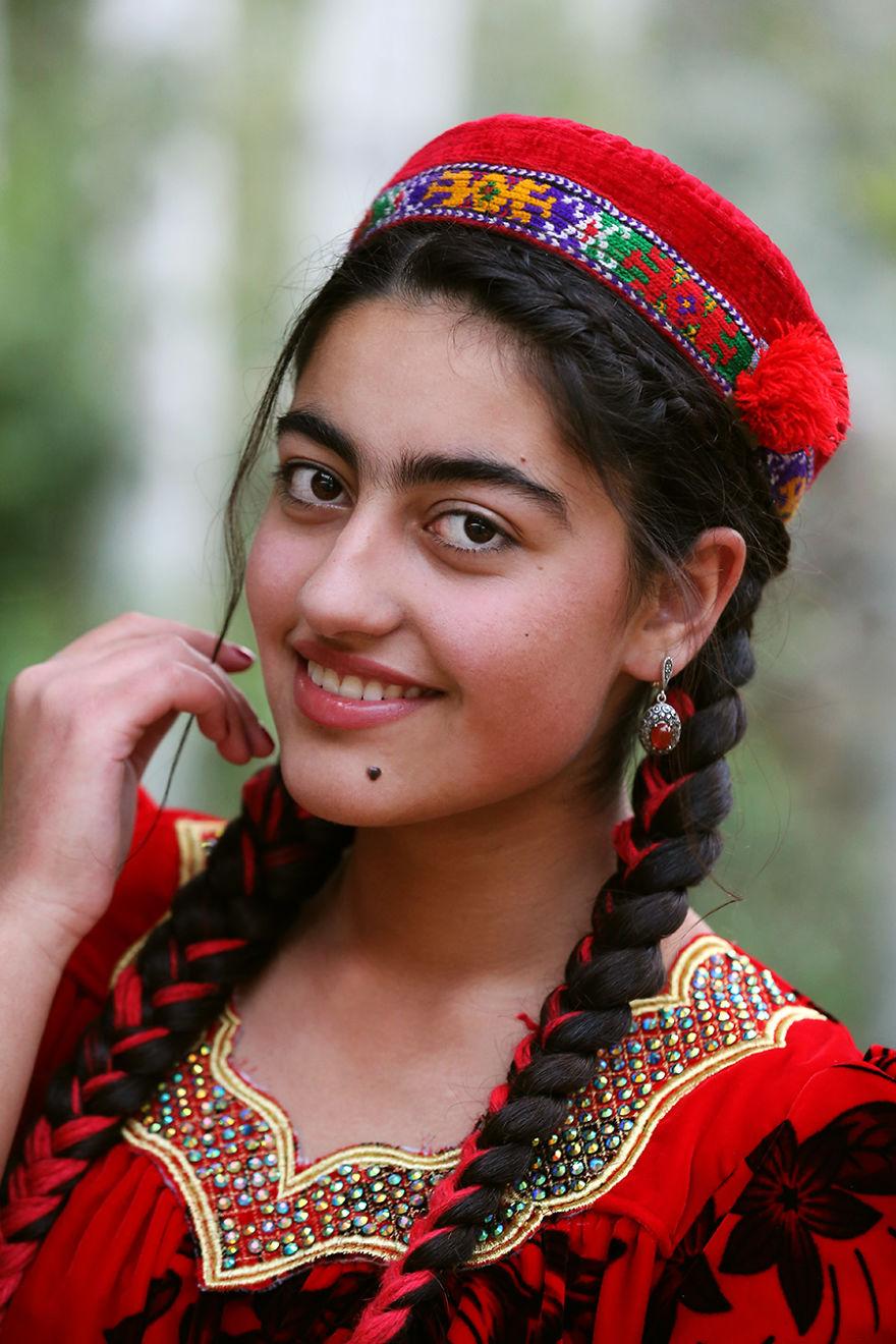 Shughnan Girl