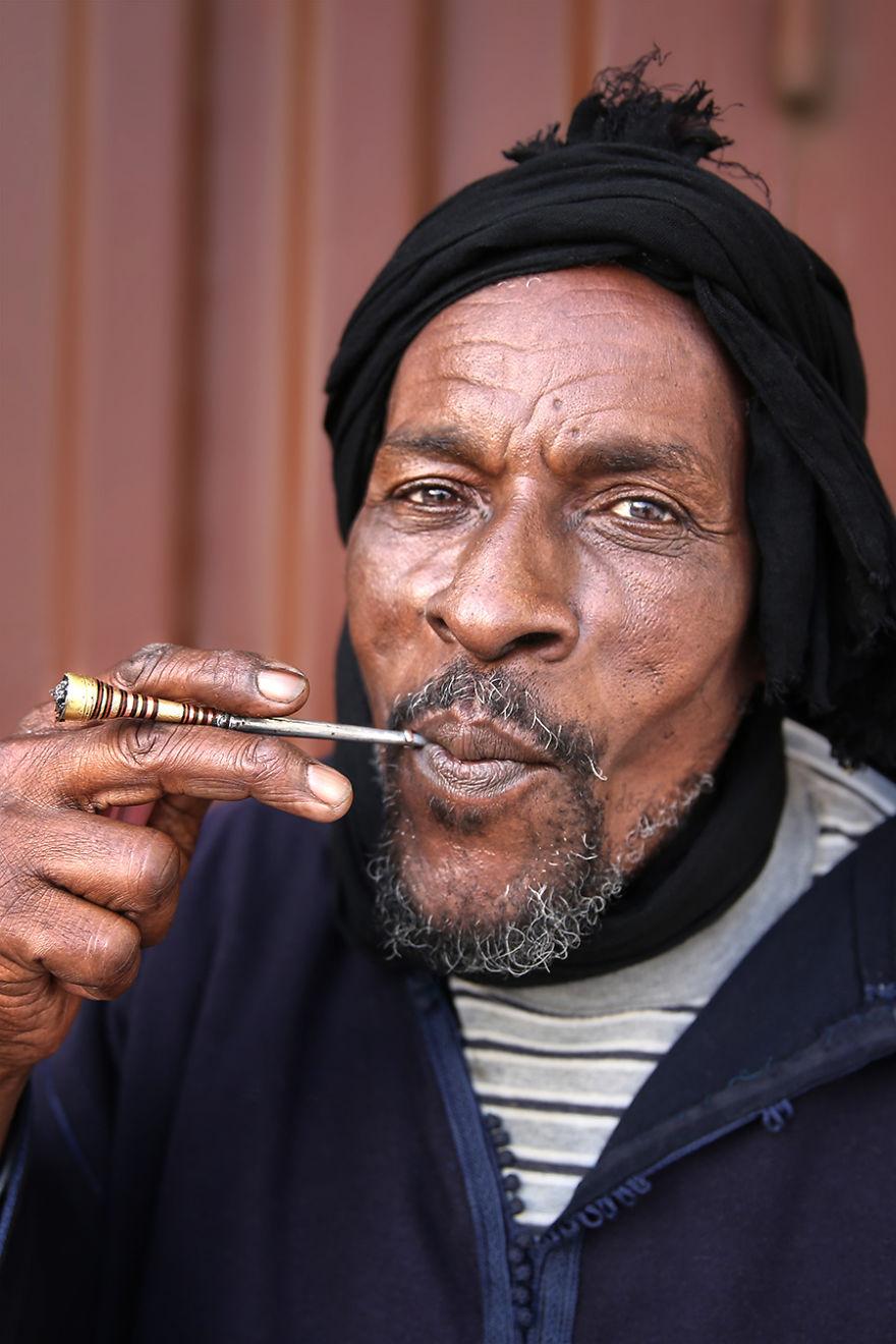 Sahrawi Man