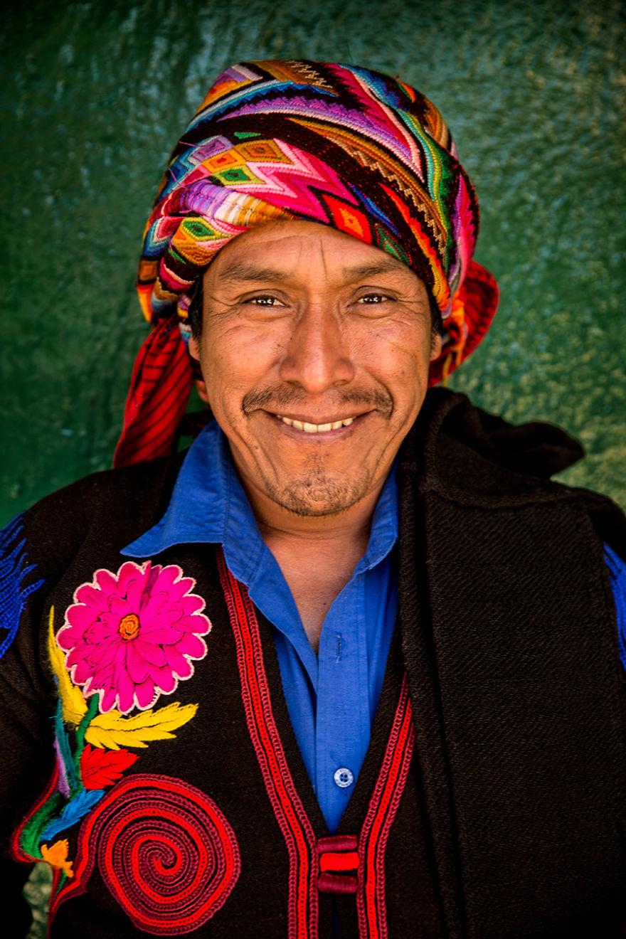 K'iche' Maya Man