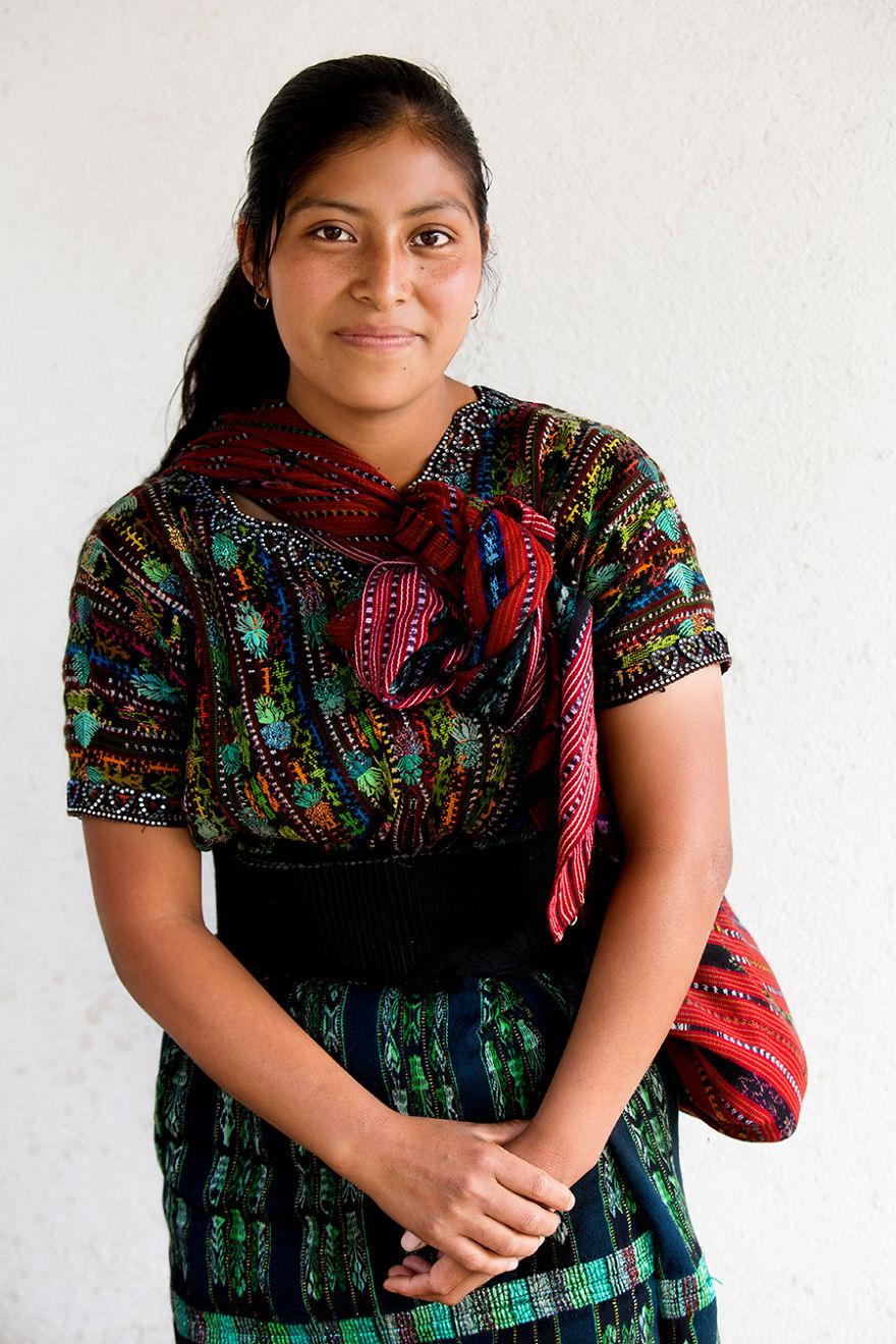 Kaqchikel Maya Girl