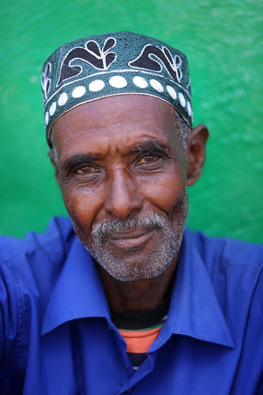 Somaliland Man