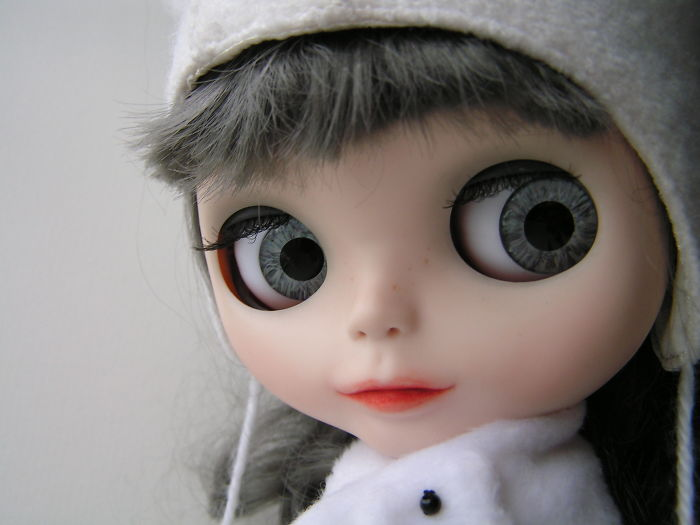 I Carve And Paint Blythe Dolls :)