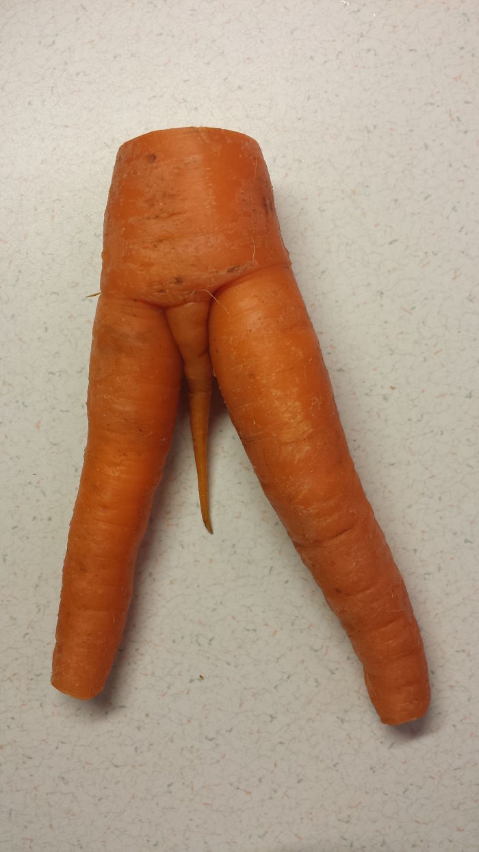 X Rated Carrot