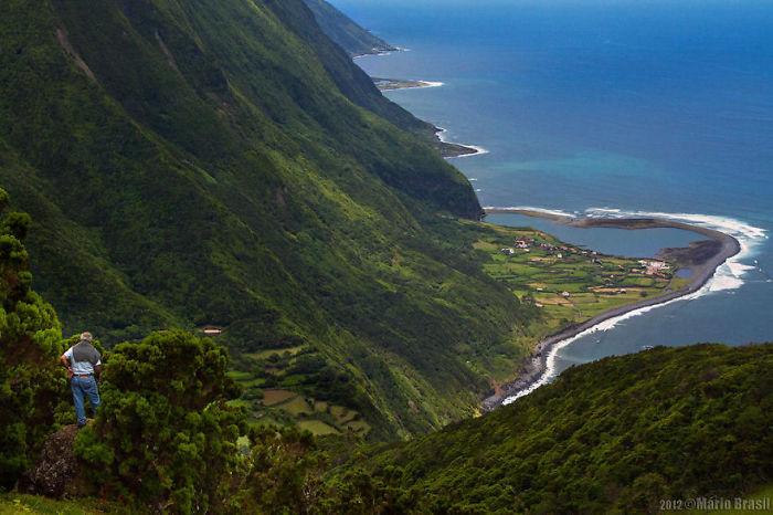 Caldeira De Santo Cristo – São Jorge Island – Azores – Portugal