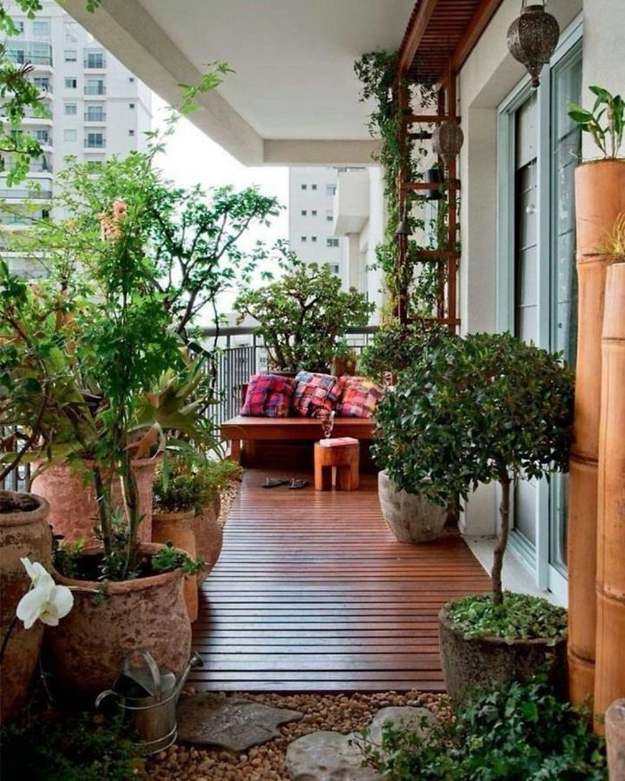 20 Cozy Balcony Decorating Ideas Bored Panda