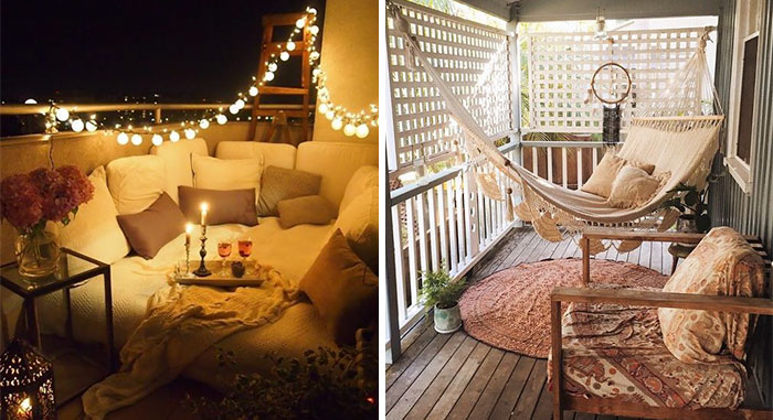 59 Cozy Balcony Decorating Ideas