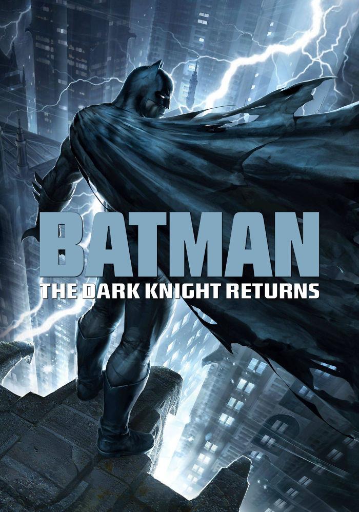 The Dark Knight Returns...