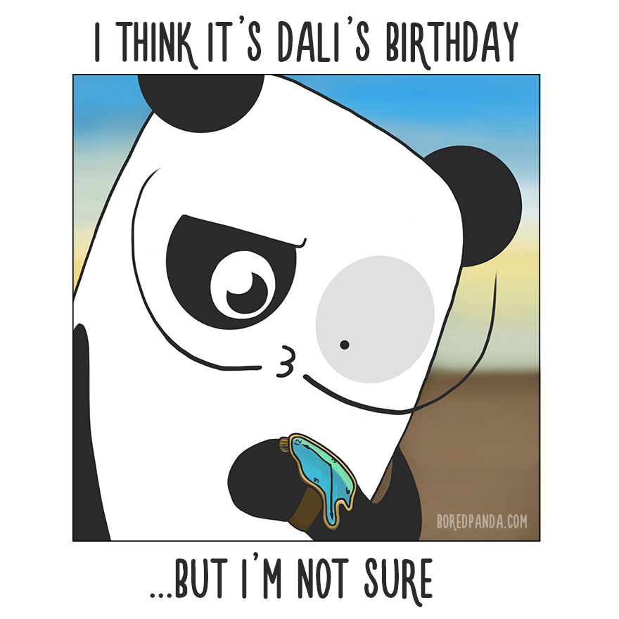 Bored Panda: Happy 112th Birthday, Salvador Dalí! Here Are 10 Little
