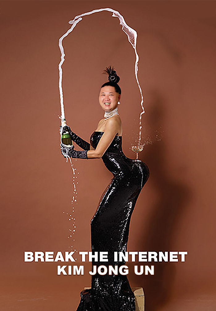 Break The Internet, Kim!