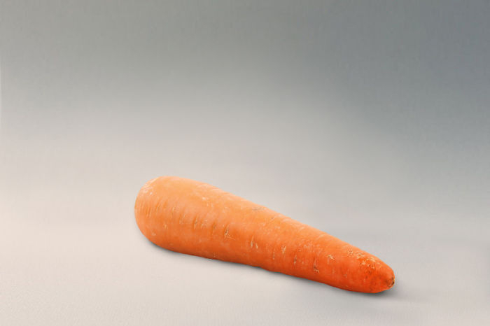 It's Obviously A Carrot
