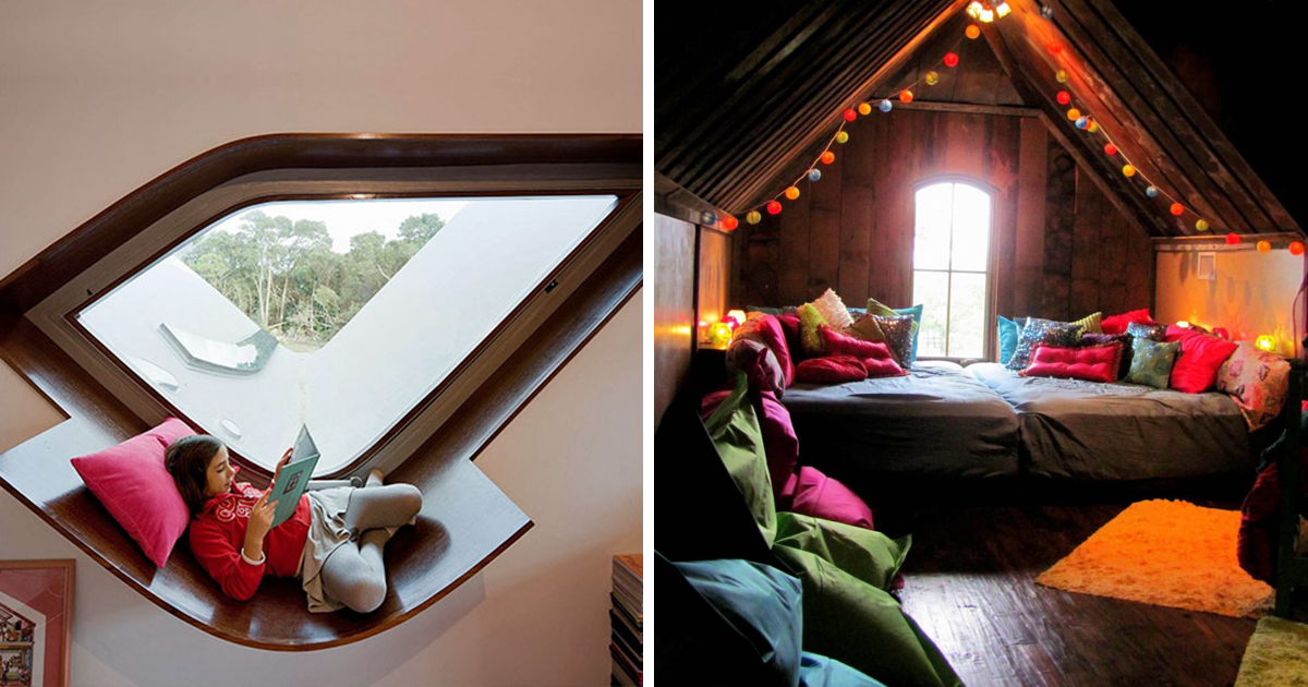 15 Reading Nooks Perfect For When You Need To Escape This World