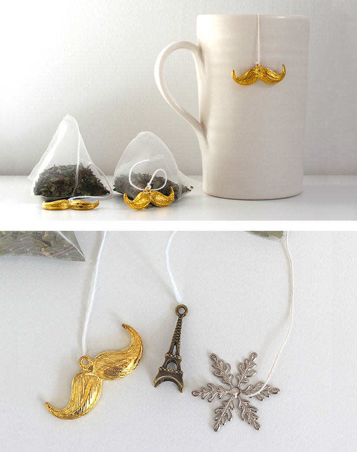 Interesting Tea Bags Ideas