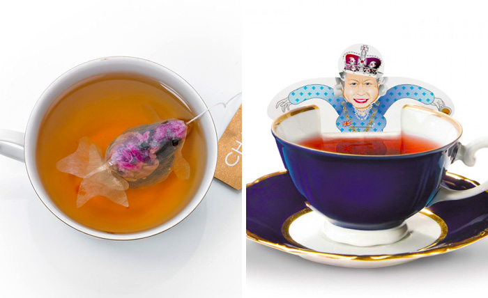 63 Creative Teabag Designs For Tea Lovers