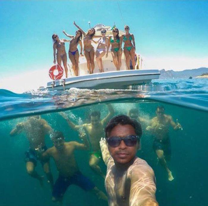 Epic Boat Trip
