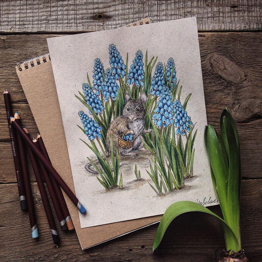 fairytale-illustrations-color-pencil-lia-selina-16