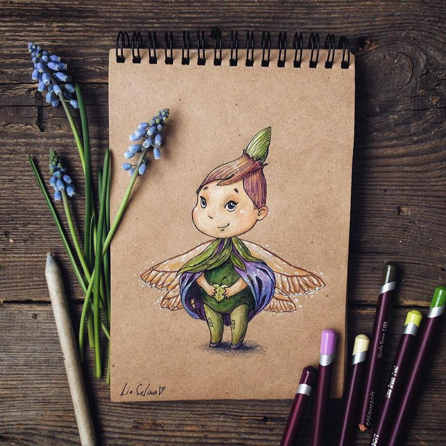 fairytale-illustrations-color-pencil-lia-selina-17