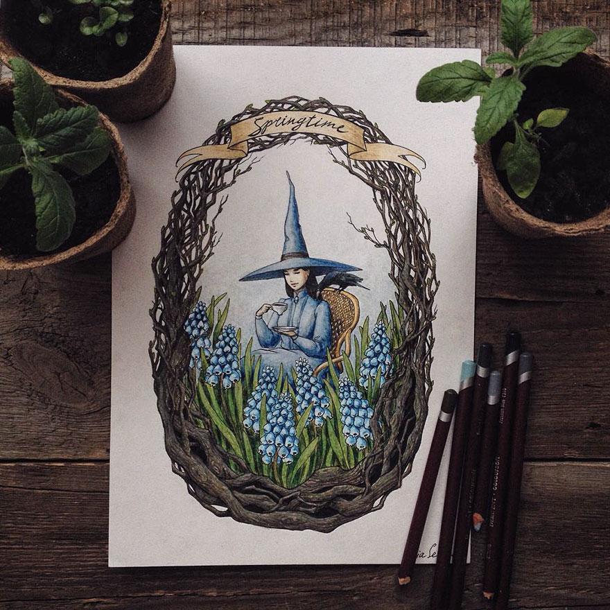 fairytale-illustrations-color-pencil-lia-selina-21