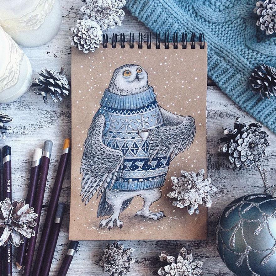 fairytale-illustrations-color-pencil-lia-selina-26