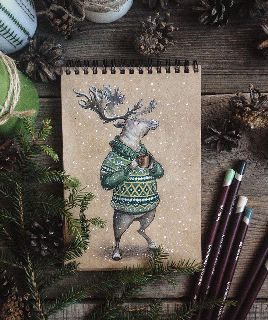 fairytale-illustrations-color-pencil-lia-selina-27
