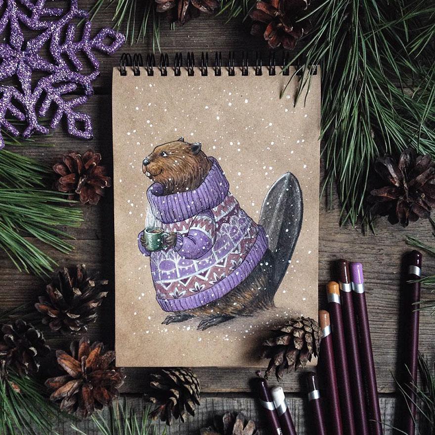 fairytale-illustrations-color-pencil-lia-selina-29